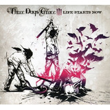Three Days Grace life Starts Now Cd Import