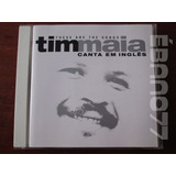 Tim Maia : These Are The Songs   Canta Em Inglês Cd Raro