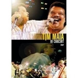 Tim Maia In Concert Dvd   Cd  Lacrado  Sony Music