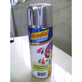 Tinta Spray Mundial Prime Cromado 200ml