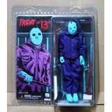 Tk0 Toy Mego Friday The 13th Video Game Jason Voorhees Neca
