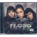 Tlc 3d Cd Tlc Rap Rip Hop R&b Funk Black Music