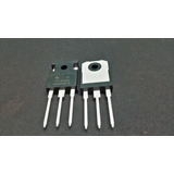 To 3p Mosfet Hy4008 Hy4008w 80 V 200a Inversor Chip De Ultra