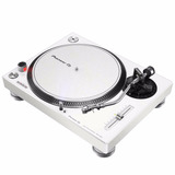 Toca Disco Pioneer Plx 500 Dj Turntable Vitrola White Branco