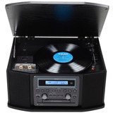 Toca Disco Teac Gf 550usb Lp k7 fm   Grav Cd usb Retro