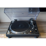Toca Disco Technics Sl 1200 Mk3 Mk2 Mk4 Mk5 High End 1210  1