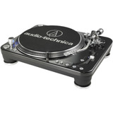 Toca Discos Audio Technica At lp1240 Dj Profissional Usb