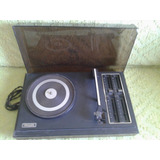 Toca Discos Vitrola Antiga Philips Gf 723