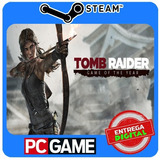 Tomb Raider Game Of The Year Edition Steam Cd key Global