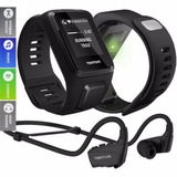 Tomtom Spark 3 Cardio Music Multisport Gps Fit Large   Fone