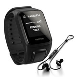 Tomtom Spark Cardio   Music Multisport Gps Fit Large   Fone