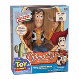 Toy Story   Xerife Woody Roundup 40 Cm 45 Frases