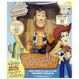 Toy Story 3   Xerife Woody Deluxe   45 Frases   Toyng