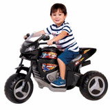 Triciclo Elétrico Infantil 6v Moto Max Turbo Magic Toys