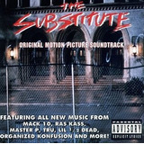 Trilha Sonora The Substitute Cd Imp Gangsta Rap Ice Cube