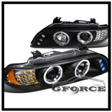 Tuning Imports Par Farol Angel Eyes Bmw Serie 5 E39 95 03