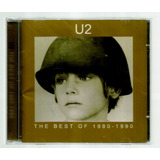 U2 The Best F 1980   1990 Cd Lacrado