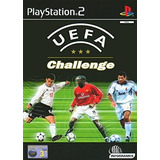 Uefa Challenge   Futebol Ps2   Playstation 2 Dvd Patch Game