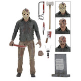 Ultimate Jason 7   Scale   Friday The 13th Part 4   Neca
