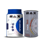 fe9db07a6 Ultimate Pack Duo 44 Packs Top Whey 3w Max Titanium
