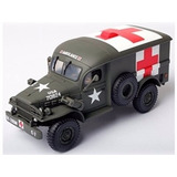Us Army Dodge Wc 54 4x4 Ambulance 1:32 Forces Of Valor 80086