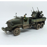 Us Army Gms 2 5 Ton Cargo Truck Cust Sujo 1:32 Force Of Valo