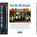 Usa For Africa we Are The World cd E Dvd japan lacrado