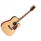 Viol�o El�trico Folk A�o Satin Natural Eq promix Ch889 Eagle