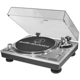 Vitrola Toca Discos Audio Technica At lp120 Usb Dj
