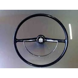 Volante C�lice Original Do Fusca  preto