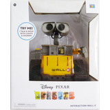Wall e   Disney Pixar   Eletronico Som   Thinkway Toy   Novo
