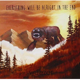 Weezer Everything Will Be Alright In The End Novo Lacrado Cd
