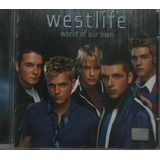 Westlife   Cd World Of Our Own   Bmg 2001