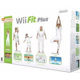 Wii Fit Plus Balance Board   Disco De Jogo Original Nintendo