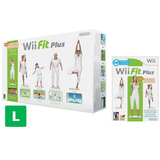 Wii Fit Plus Balance Board   Jogo Original Nintendo