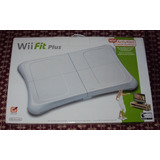 Wii Fit Plus Original Completo Na Caixa