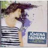 Ximena Sarinana Different Cd Original Lacrado