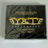 Y&t -earthquake The A&m Years Box-set