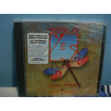 Yes   House Of Yes   Live From      Cd Duplo Importado