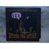 Yes   The Bbc Recordings 1969 1970 Beyond      Cd Importado