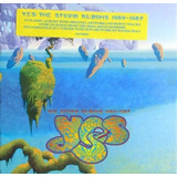 Yes   The Studio Albums 1969   1987   12 Cd s Box Set