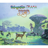 Yes   Topographic Drama Live Across America  Digipack  2cds