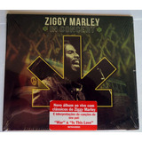 Ziggy Marley In Concert   Cd   Digipack      Novo    Lacrado