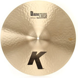 Zildjian K Series 18    Dark Thin Crash