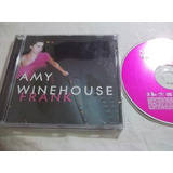 Cd   Amy Winehouse   Frank   Rock Pop Internacional