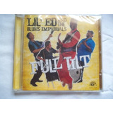Cd   Lil ed And The Blues Imperials