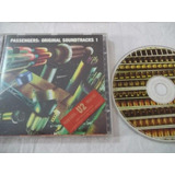 Cd   Passangers: Original Soundtracks   Filme
