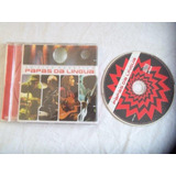 Cds   Papas Da Lingua   Rock Pop Nacional