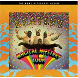 beatles the Real Alternate Magical Mystery Tour  lps cd dvd