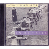 10 000 Maniacs 1987 In My Tribe Cd Importado Encarte Letras